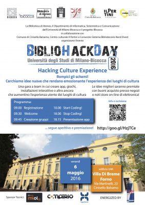 BiblioHackDay 2016
