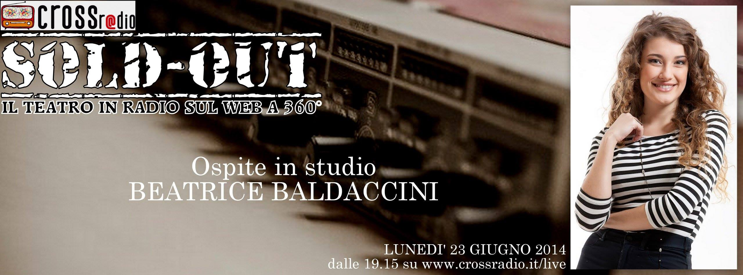 Sold-Out & Beatrice Baldaccini