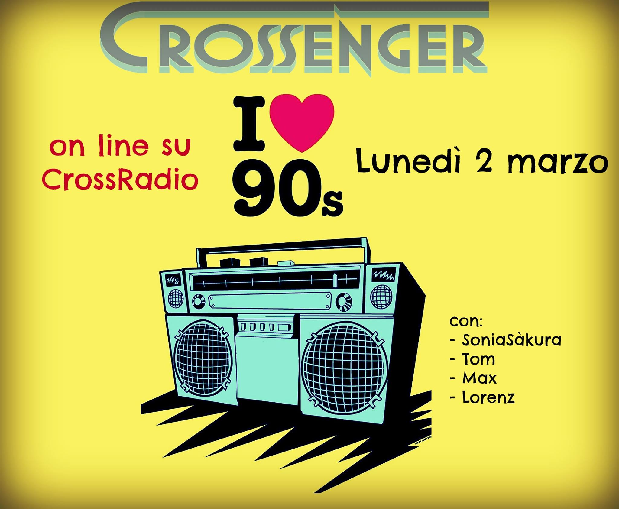 Crossenger – Ultima!!