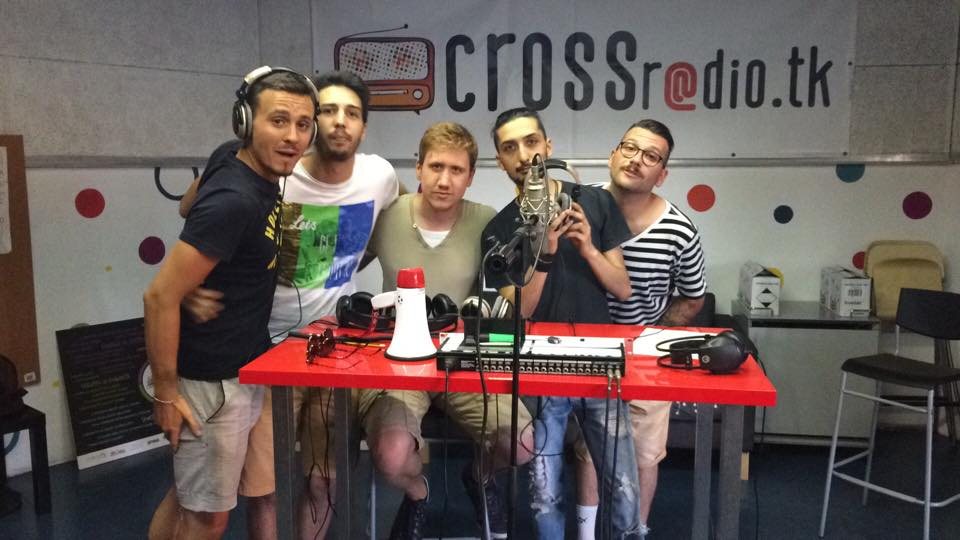 CrossRadio vi saluta!!