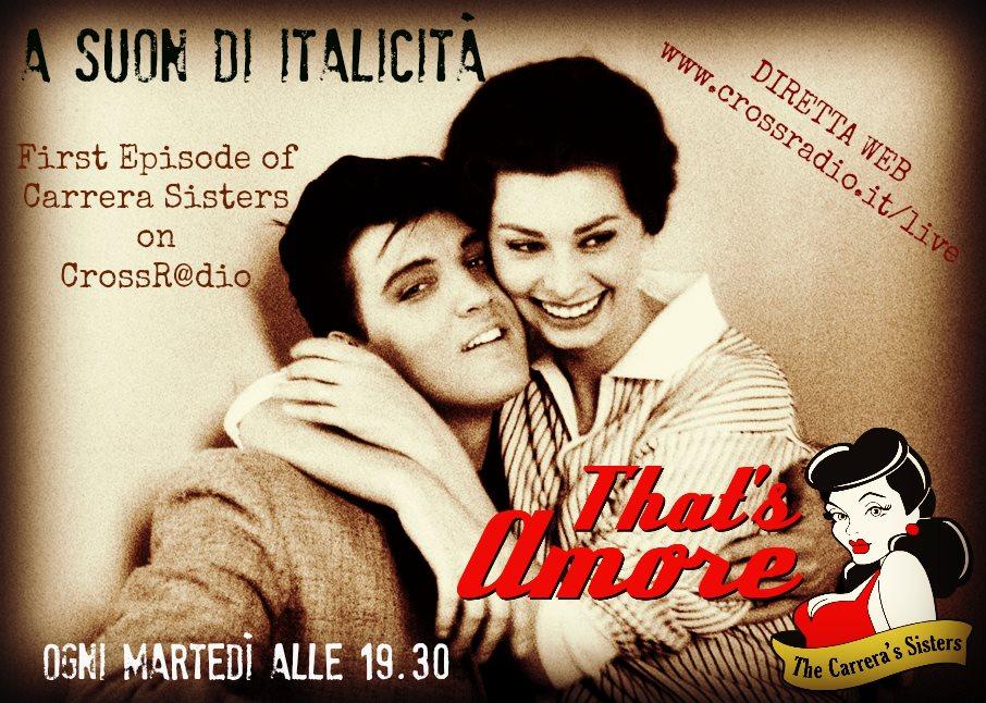 That's Amore – A suon di Italicità