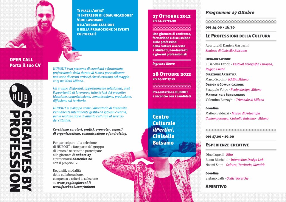 Flyer Hubout