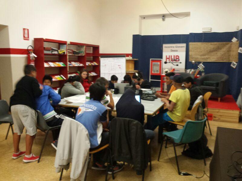 Scuola RODARI – Laboratorio web-radio