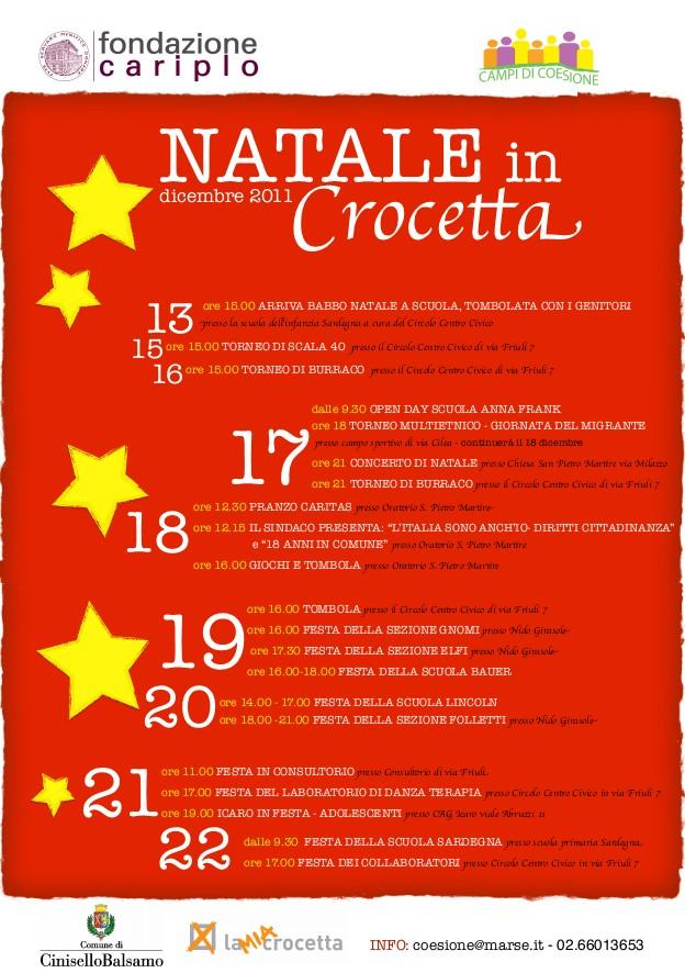 Natale in Crocetta 2011