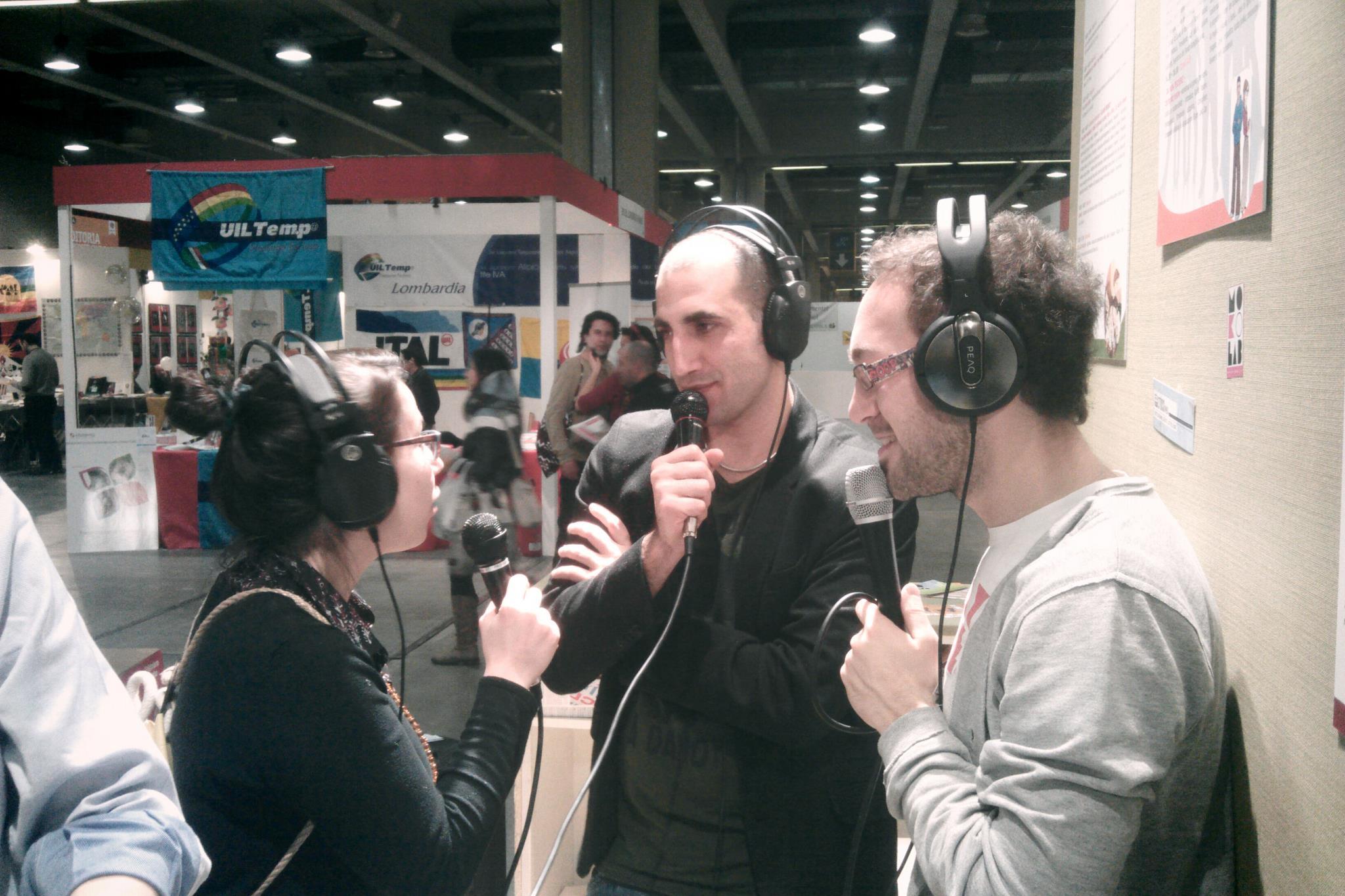 Opposti a-tratti in Fiera – Podcast