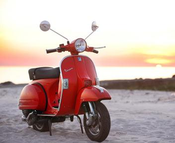 Made in Vespa – Intervista Quadrupla